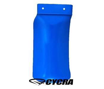 CYCRA REAR SHOCK MUD GUARD  Blue  (2s 1994 - ....) (4s 01-14)