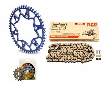 Motomaster Chain / Sprocket kit TM