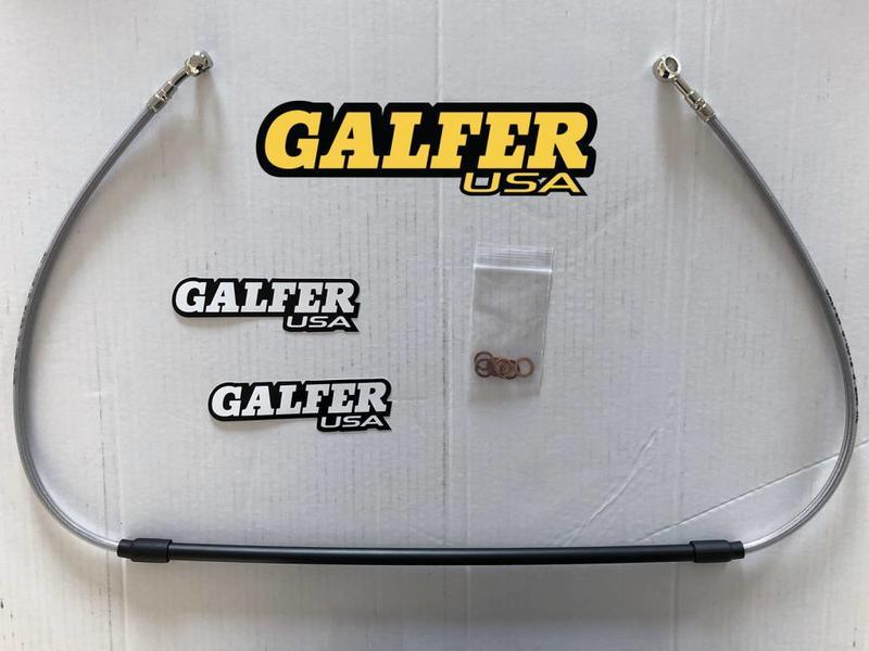 Galfer Voorremleiding TM 85/100 (13->)