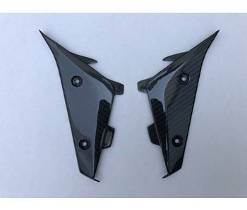 TEKMO Carbon Tank Triangles TM 250Fi/300Fi/450Fi/530Fi 2015-2018