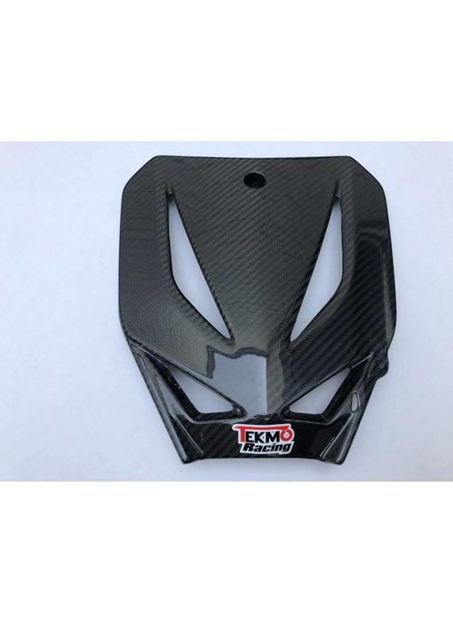 TEKMO Carbon Frontnumberplate TM 2s/4s 2015-2018