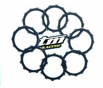 OEM quality clutch kit TM Racing 250/300cc - 450Fi 2,8mm