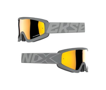 "EKS Brand / 2019 ""EKS Flat Out - Stealth Grey/Gold"""
