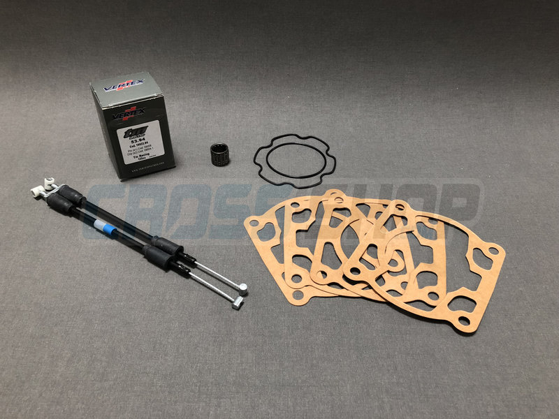 Top end kit TM Racing 125cc 2012-2019 (ORG)