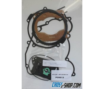 TM Racing GASKETS KIT + OR 125cc 01/05