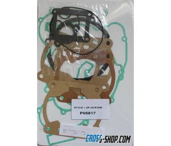 TM Racing GASKETS KIT + OR 125 M. 06/11