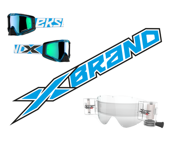 "EKS Brand / 2019 ""EKS -S Liquid Cyan"" RACER PACK"