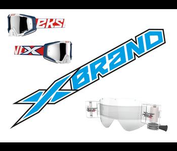 "EKS Brand / 2019 ""EKS -S Patriot Silver Mirror"" RACER PACK"