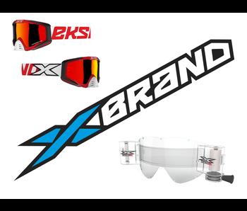 """EKS Brand """"EKS-S"""" Red/Black/White - RACERPACK"""