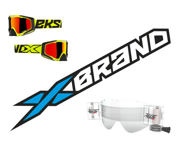 "EKS Brand ""EKS-S"" Flo Safety/Yellow/ Black - RACERPACK"