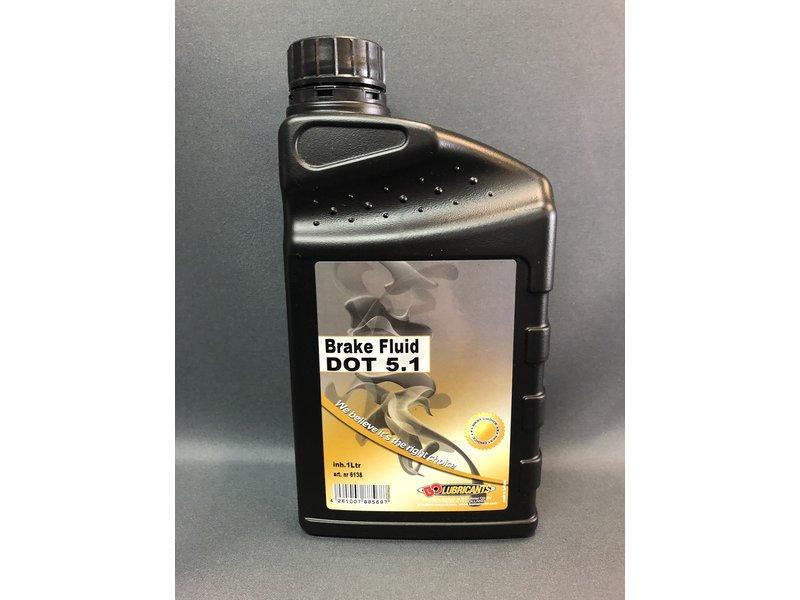 BO Motor Oil Brake Fluid DOT 5.1 - 1 Liter