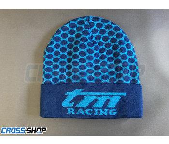 TM Racing Beanie 2020 BLUE - Dots