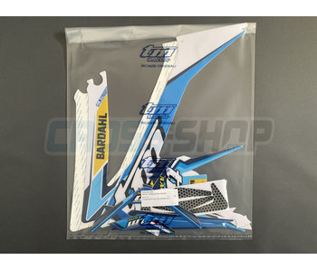 TM Racing Decal kit MY 2020 Two Stroke