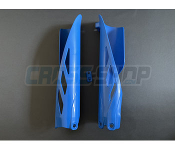 TM Racing Fork Guard, USD Fork Blue  My 2020 ->
