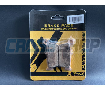 ProX Racing Brakepads (Rear) TM (01-04)