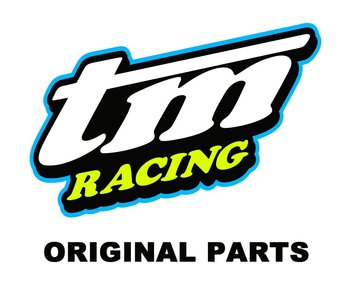 TM Racing Plastic Kit 2020 2 Stroke MX - White