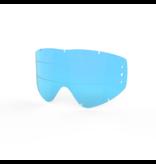 EKS Brand EKS-S Zip off lens Blue / Lined