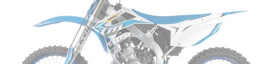 TM Racing Frame onderdelen 125 /144cc 2020