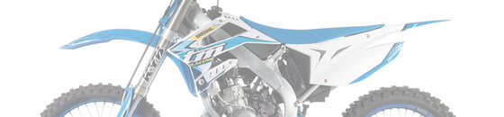 TM Racing Rahmenteile 125 /144cc 2020
