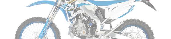 TM Racing Frame onderdelen 250 / 300cc 2020