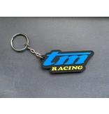TM Racing Logo Key Chain