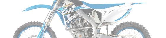TM Racing Frame onderdelen 250/300Fi 4 takt 2020