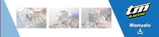 TM Racing (Workshop) manuals