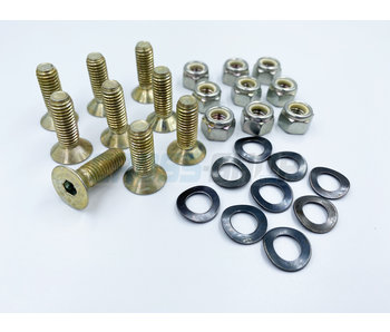 TM Racing SPROCKET BOLT KIT