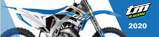 TM Racing prijslijst