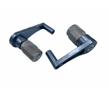 SAM Axle puller set TM 125-> / 2015-> Titanium