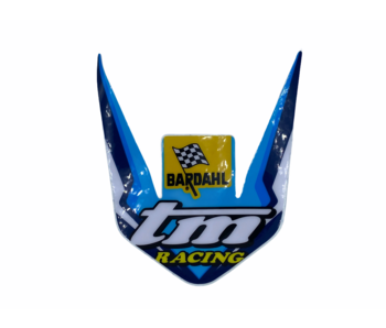 TM Racing STICKER FRONT MUDGUARD JUNIOR MY 20
