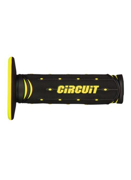 Circuit Equipment Handvat bicolore - Jupiter Yellow/Black