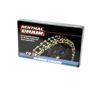Renthal Ketten R3.3 SRS-Ring 520x118L