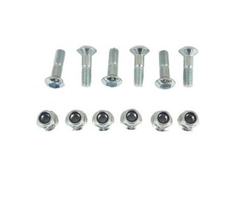 ProX Racing Tandwielbouten Set M8 (6pcs)