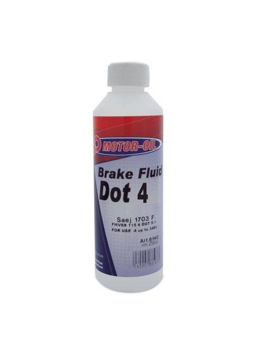 BO Motor Oil Brake Fluid DOT 4 - 250ML