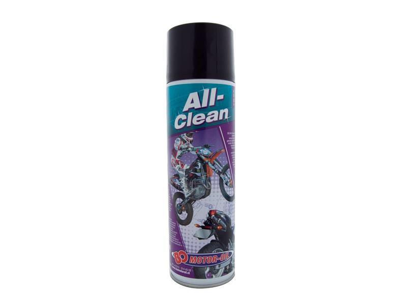 BO Motor Oil All Clean Spray - 500ML