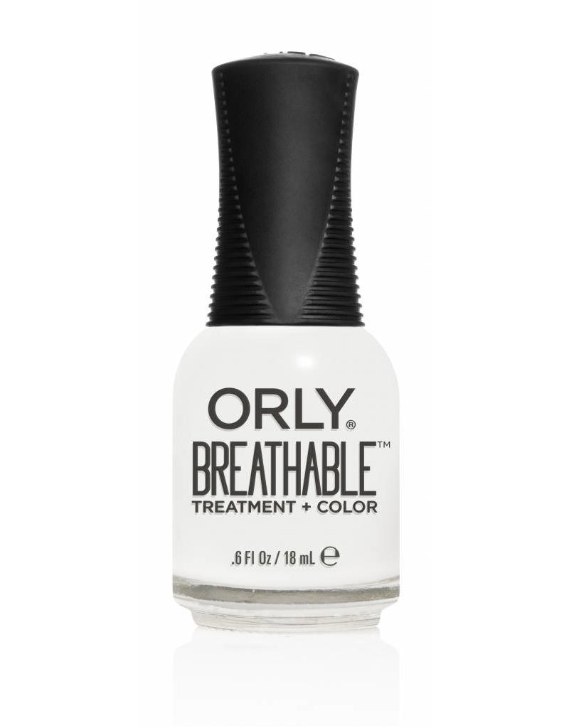 ORLY White Tips