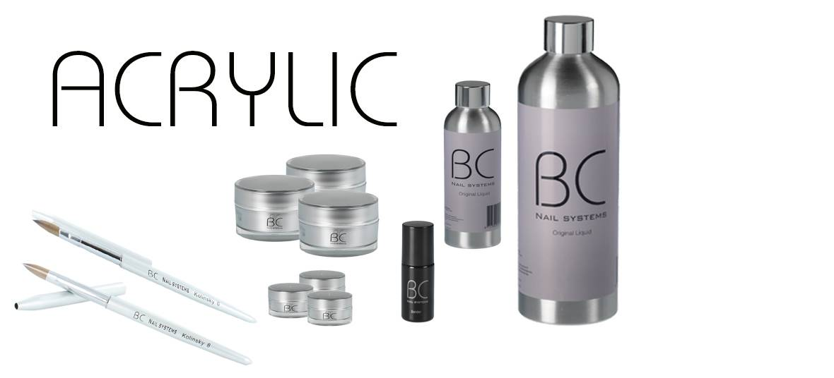 BC Nails Systems Acrylsysteem