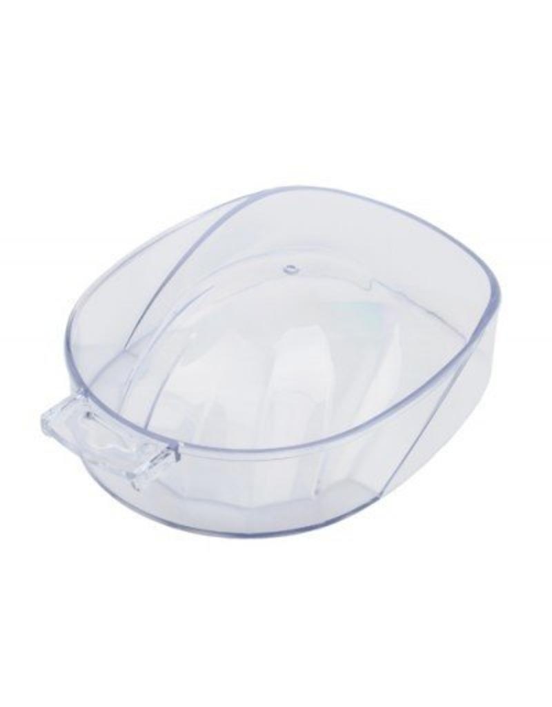 BC Nails Manicure Bowl, transparant