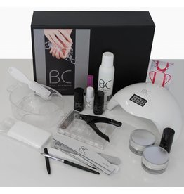 BC Nails Starterpakket Fiber Gel Opleidingspakket, excl. BC UV/LED lamp