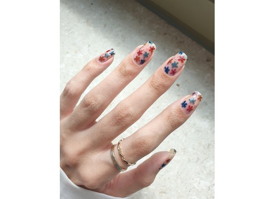Video's ORLY Nail Art