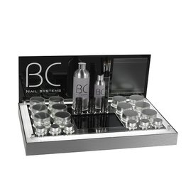BC Nails BC Nails display without testers