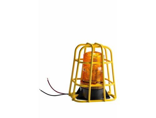 Xenon Waarschuwingslamp (met kooi)
