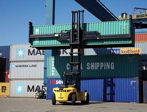 Herhaling  containerhandling opleiding