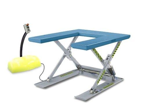 Bolzoni Auramo BV Ergonomische Schaarheftafel Met U Vorm 500 kg hefvermogen