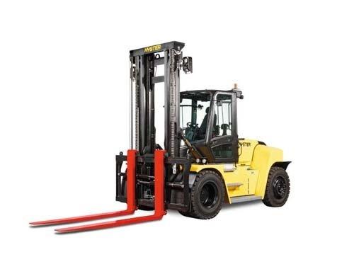 Hyster diesel heftruck huren 16 ton H16XM