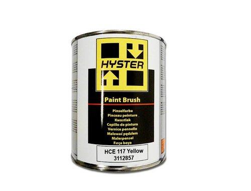 Hyster  Hyster verf geel blik
