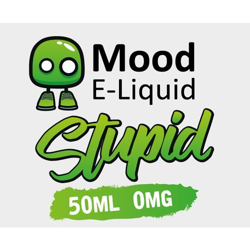 Mood Eliquid Mood Stupid (free nic shot)