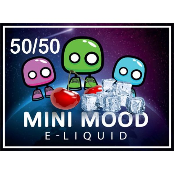 Cherry  Menthol Mini Mood