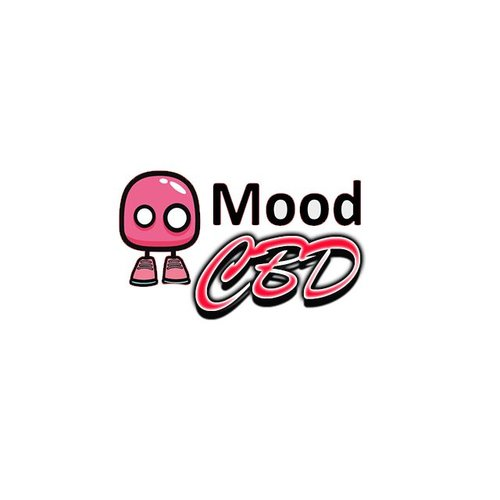 Mood Eliquid Mood CBD Blue Ice 500mg 30ml